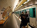 Paris metro - Billancourt - 2.JPG