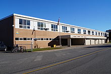 Parry Sound High School 2012.jpg