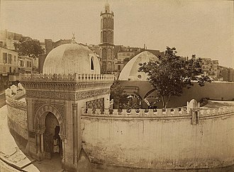 Religion in Algeria - Pasha mosque in Oran