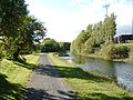 Path along the canal - geograph.org.uk - 429829.jpg