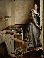 Paul Baudry - Charlotte Corday - c 1860 - Nantes Museum of Art.jpg