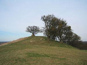 Uckermark - Pechberg Bronze Age Megalith tomb near Vossberg