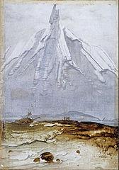 Coastal Landscape with Wreck