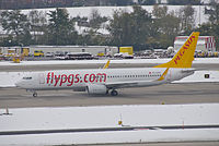 TC-CPD - B738 - Pegasus Airlines