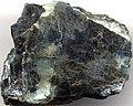 Pegmatitic feldspathic orthopyroxenite (Merensky Reef, Bushveld Complex, mid-Paleoproterozoic, 2.054-2.055 Ga; Rustenburg Platinum Mine, northeastern South Africa).jpg
