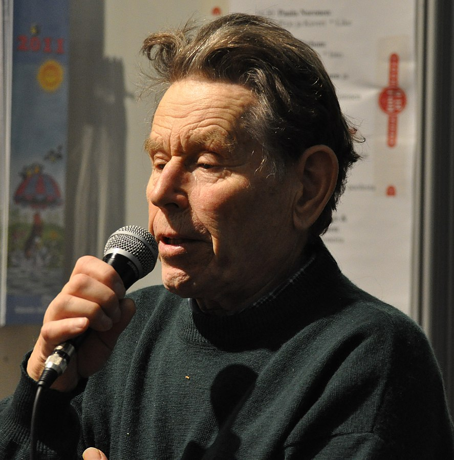 Pentti Linkola, escritor sueco, uno de los máximos exponentes del ecofascismo y de las teorías maltusianas. Autor: Soppakanuna, 31/10/2010. Fuente: Wikimedia Commons (CC BY-SA 3.0)