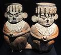 Perù, chancay, vaso doppio antropomorfo, 1100-1450 ca., da yapanqui.JPG
