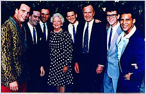 Buddy – The Buddy Holly Story - Performance at the White House for President Bush