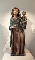 Perpignan Musée Rigaud Virgin with child, (14th century).jpg