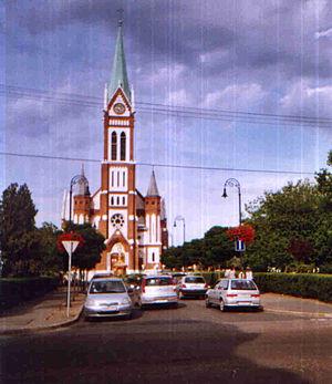 Pesterzsébet - Image: Pesterzsébet (01) (Budapest) (Hungary)