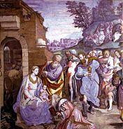 Peterzano adorazione