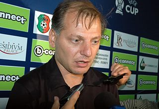 Petko Petkov (football manager) Bulgarian association football player