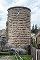 Pfarrweisach, Liechtenstein, Ruine der Nordburg 20170414 002.jpg