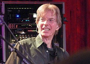 Phil Lesh - Phil Lesh performing at Terrapin Crossroads December 6, 2013