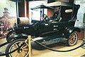 Phoenix-Phoenix Police Museum-1919 Ford Model TPolice Cruiser.jpg