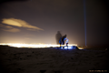 Photographing at Ulfarsfell (small moountain in Iceland) around midnight in November 2014.png
