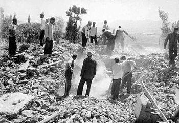 Datiranje potresa