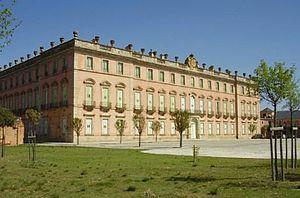 Royal Palace of Riofrío - Image: Picture of the Palacio Real de Riofrío (4)