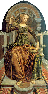 Temperance (virtue) Cardinal virtue of control over excess