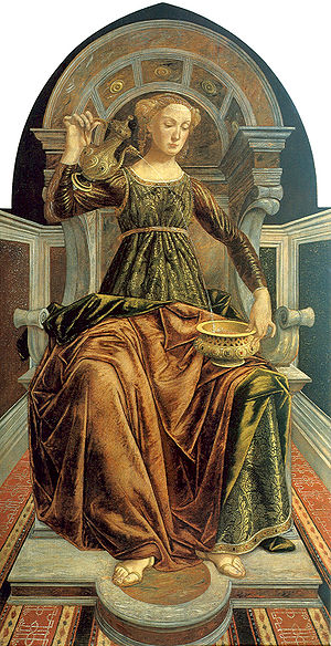 Piero del Pollaiolo - Image: Piero del Pollaiolo temperance