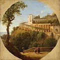 Pierre-Athanase Chauvin - Italian Landscape - WGA4818.jpg