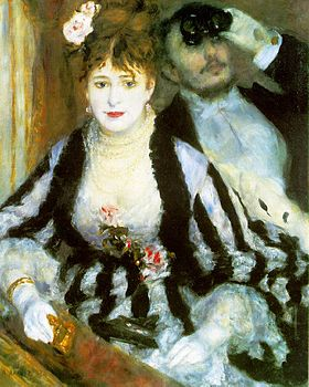 Image illustrative de l'article La Loge (Renoir)