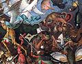 Pieter Bruegel I-Fall of rebel Angels IMG 1452.JPG