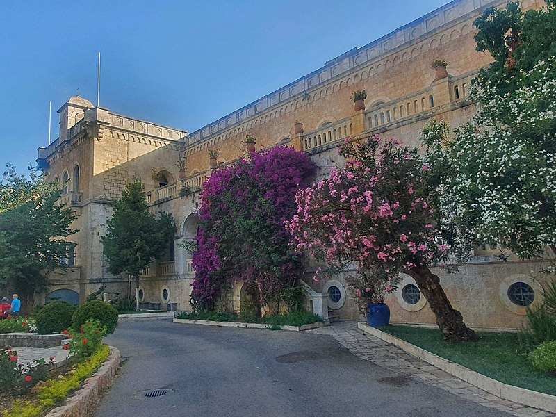 ירושלים מנזר רטיסבון