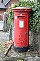 Pillar Box to Ne.of St.James' Churchyard, Ffriddoedd Road.jpg