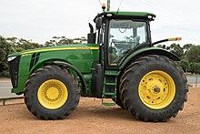 List of John Deere tractors - Wikipedia