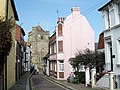 Pink House on Hill Street - geograph.org.uk - 1259532.jpg