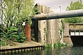 Pipe Bridge over Regent's Canal - geograph.org.uk - 129026.jpg