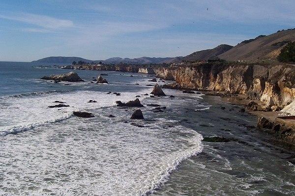 Pismo Beach in San Luis Obispo County