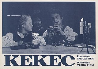 <i>Kekec</i> (1951 film) 1951 Slovenian youth-adventure film