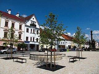 Planá (Tachov District) Town in Plzeň, Czech Republic