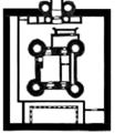Plan of Chateau de Vincennes keep.png