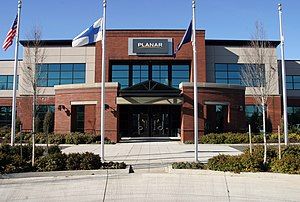 Planar Systems - Company headquarters