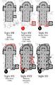 Plano de la Catedral de Valencia evolución.png