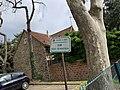 Plaque Rue Henri Bordeaux - Rosny-sous-Bois (FR93) - 2021-04-15 - 2.jpg