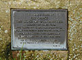 Plaque commemorating the 1984 Abbeystead Explosion - geograph.org.uk - 514373.jpg