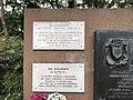 Plaque en hommage aux régiments d'infanterie de Courbevoie (Hauts-de-Seine, France) - 4.JPG