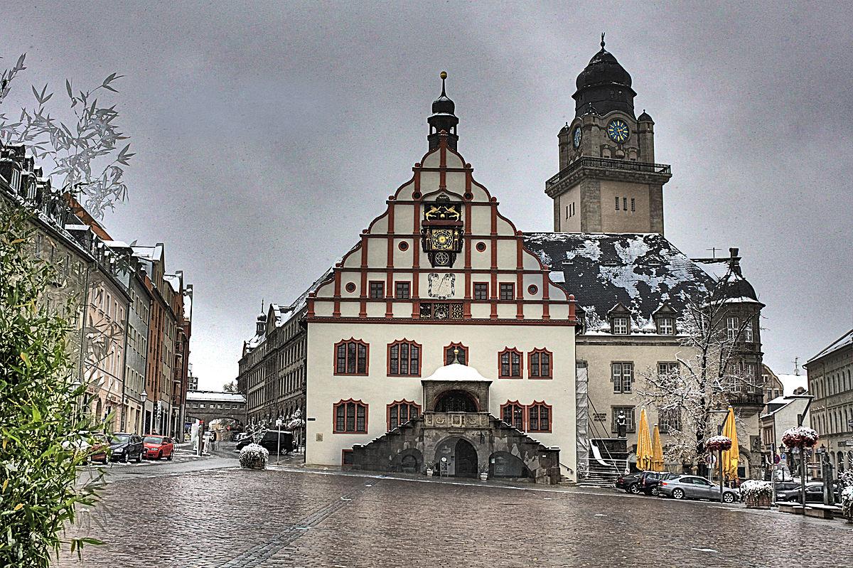 Plauen (mesto) – Wikipédia