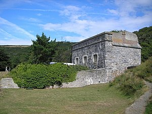 Whitsand Bay - Polhawn Battery