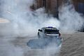 Polizia car drifting at Hollywood Stunt Driver.jpg