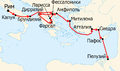 Pompeius Magnus during Civil War 49-45 BC ru.png