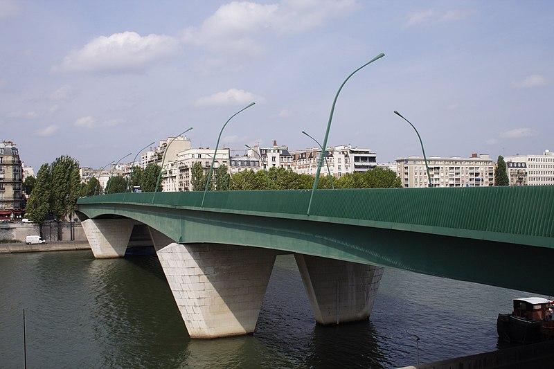 Fichier:Pont du Garigliano Paris FRA 002.JPG