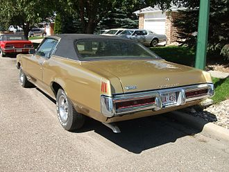 Pontiac Grand Prix - The rear end was much more subtle than the aggressive front