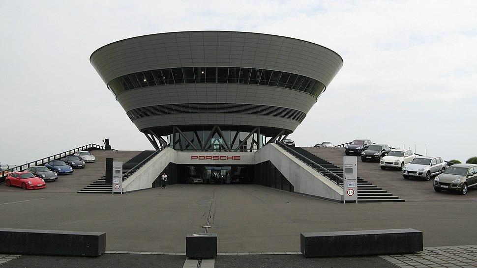 Porsche Leipzig Kundenzentrum