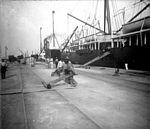 Port, travail sur le quai (5415884468).jpg