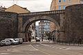 Porta de San Fernando ou príncipe Afonso. Muralla de Lugo. Galicia (Spain).jpg